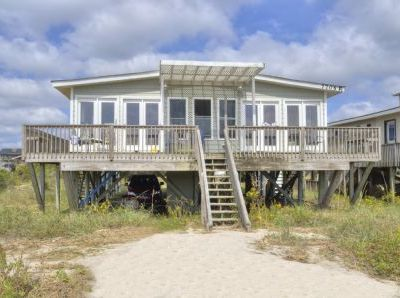 Photo for Absolutely Beautiful 6 Bdrm/4 Bath, Oceanfront Home-Close to Pier & Restaurants-Sleeps 13
