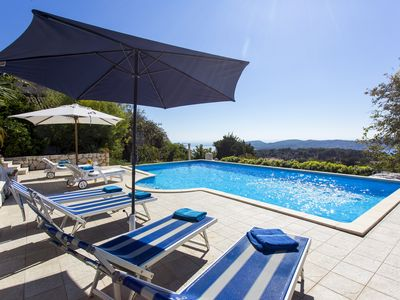 Photo for Mediterranean Villa with Swimming Pool
