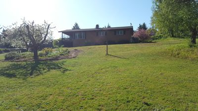 Photo for Stunning Gorge & Mt Hood Views in Private Neighborhood 5 miles to Hood River