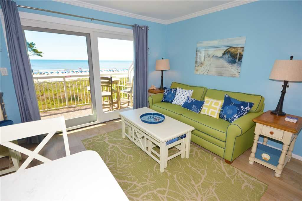 Beautifully Renovated Oceanfront 1 Bedroom Condo Just