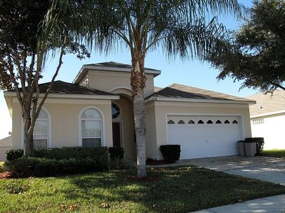 Photo for Windsor Palms - Pool Home  5BD/3.5BA - Sleeps 10 - Platinum - RWP543