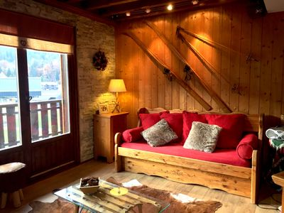 Photo for Duplex apartment *** skiing area and the Alpine tundra for 7-8 people,all season
