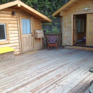 Photo for 3BR Cabin Vacation Rental in Sorrento, BC