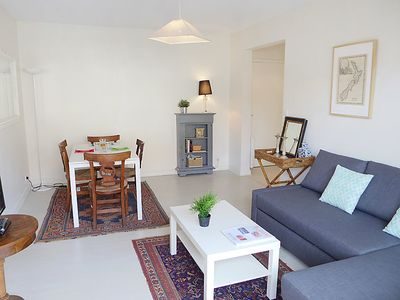 Photo for One bedroom Apartment, sleeps 4 in Biarritz with WiFi