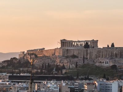 Photo for New 3 Bedroom Apartment with Acropolis View in Athens