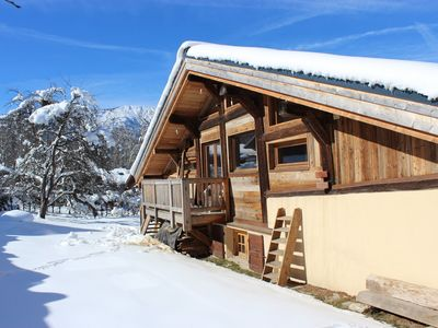 Photo for Farm in old wood, comfort 4 *, 18 Pers, 280m2, authentic and warm.