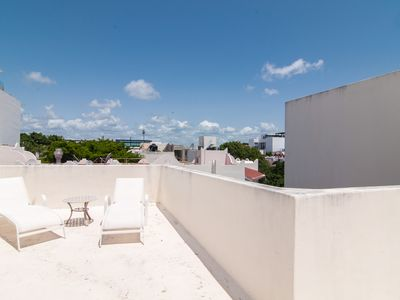 Photo for ♥Location!♥ 5th & Mamitas-Private Rooftop+Parking