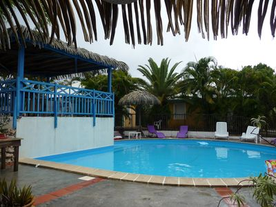 Photo for SUPERB COTTAGE CLOSE TO THE LAGOON OF SAINT-FRANCOIS