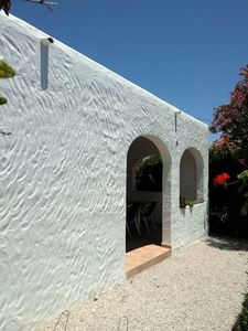 Photo for CASA DESMINA 63 m² with pool, bike, kayak, safe and internet WIFI.