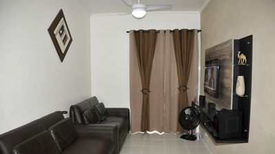 Photo for PRIVATE F / MAR C / SUITE AND WIFI, CHURRAS A. FROM 150.00 WHATS (11) 98653-0845