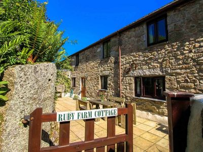 Photo for Peaceful rural privacy but close to Falmouth, Helston and the Lizard.