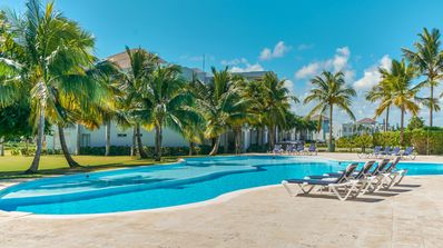 Photo for Luxurious Apartment inside Punta Cana Resort 3BR