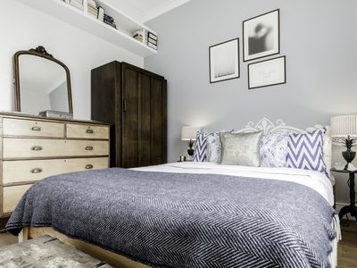 Photo for Beautiful Quiet 2 Bedroom Apartment-  Close to Camden - Experienced Host