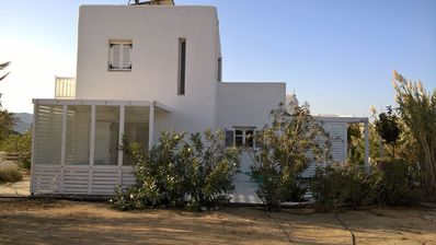 Photo for Naxos Plaka house 500m from the sea with a double bedroom and two bathrooms