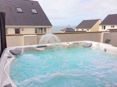 Photo for 4 bedroom accommodation in Gwbert, Cardigan Bay