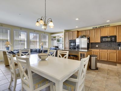 Photo for Newly-Updated w/ Bay Views! Gated Resort, Wi-Fi, Sun Room, Pools, Gym!