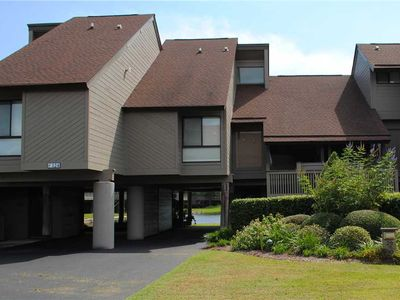 Photo for Heron Marsh Villa 30: 2 BR / 2 BA condo in Pawleys Island, Sleeps 6