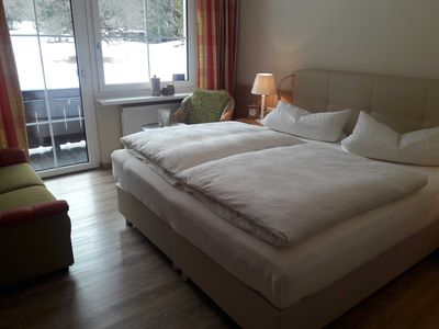 Photo for Comfort Double Room - Apart Bergheim