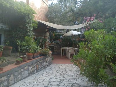 Photo for flat under pinewood with garden - Marina di grosseto,grosseto