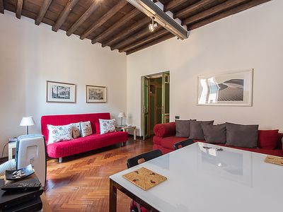 Photo for Apartment Piazza Navona Charming in Roma: Centro Storico - 6 persons, 2 bedrooms