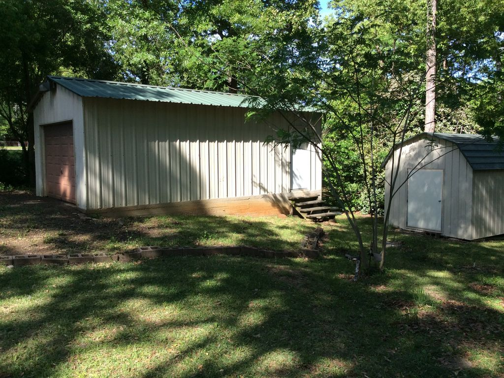 Property Image#6 Cozy Toledo Bend Lake Waterfront Cabin In Private Cove
