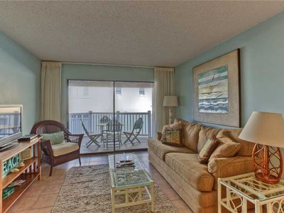 Photo for Pet Friendly Oceanfront Condominium, Great For Families or Friends!