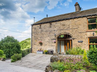 Photo for Stunning Barn Conversion, tranquil location. Sleeps 4 adults + 1 infant in a cot