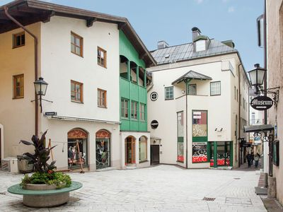 Photo for Spacious, comfortable apartment in the lovely centre of Zell am See