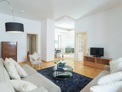 Photo for MONTI 3 - Modern apartment with large terrace at Colosseum
