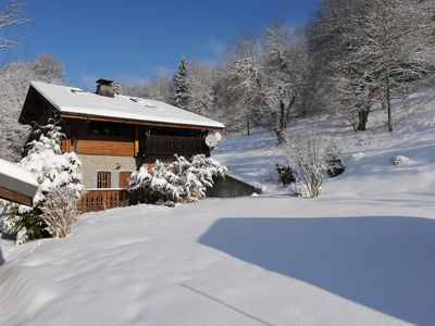Photo for Authentic and spacious chalet