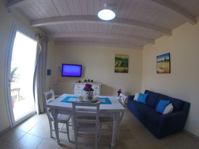 Photo for Delightful apartment near the center and the beaches. Free WiFi.