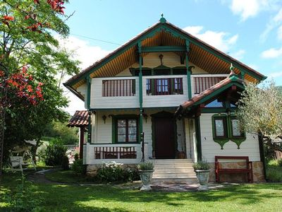 Photo for Rural house (full rental) La Casita del Río for 7 - 9 people (ask)