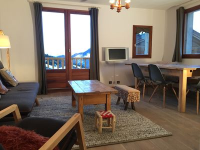 Photo for Courchevel 1650 center: Apartment in Chalet - Magnifique vue
