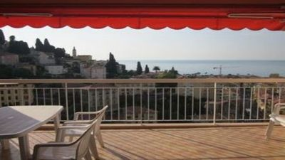 Photo for Apartement à 'Les orangers des ciappes' de menton