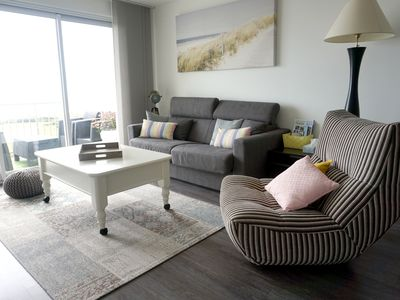 Photo for 1BR Apartment Vacation Rental in Guidel