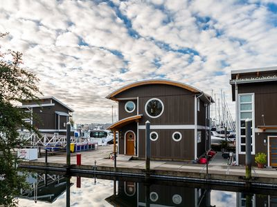 Photo for 3BR House Boat Vacation Rental in North Vancouver, BC