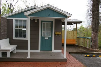 Front view of SMALL HOUSE.