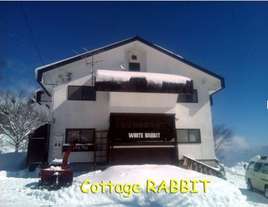 """Photo for MADARAO, Rental Cottage """"RABBIT"""" 12-25pax, chalet"""