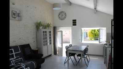 Photo for Charming studio in the countryside - 50 minutes from Paris - 27 m2