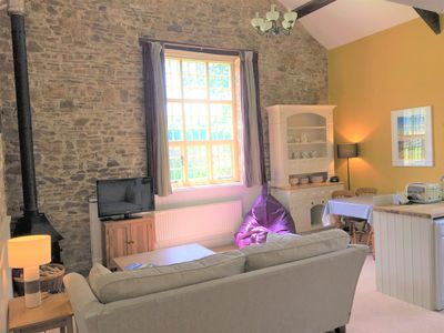 Photo for Romantic Rural Retreat, The Mill at Stoneleigh Knowle Estate