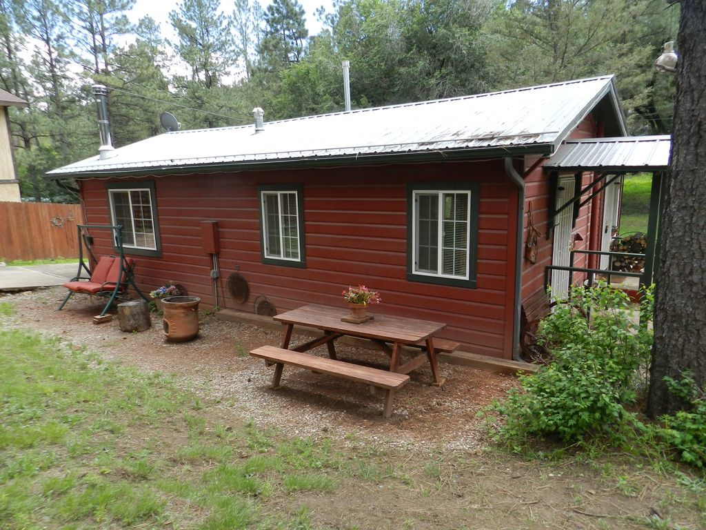 Cozy Cabin Nice Large Party Area Horse Sh Vrbo