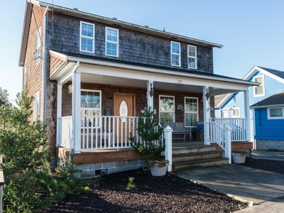 Photo for Less than two blocks to the Promenade & town with a large yard in Seaside!