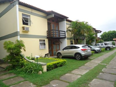 Photo for EXCELLENT HOUSE, 2 SUITES, AIR COND., CONDOMINIUM CLOSED, 300 M FROM THE BEACH