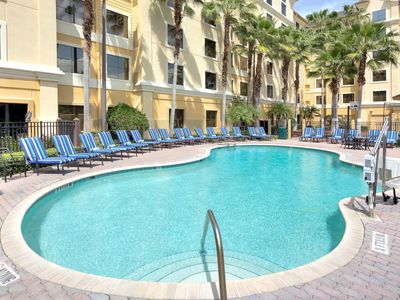 Photo for Cheerful Suite | Shuttle to Disney World + Sea World + More!