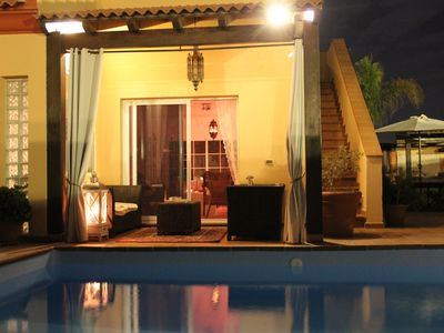 Photo for For Rent - Beautiful villa with private pool and free WiFi in Corralejo