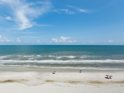Photo for Penthouse Condo with wrap around views of the ocean - SR802