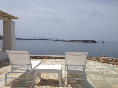 Photo for Thea Villas 1, Breathtaking Panoramic View To the Sea&sunset