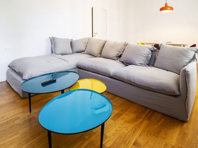 Photo for Cornaggia Apartment 4 - Cool & Design new flat!