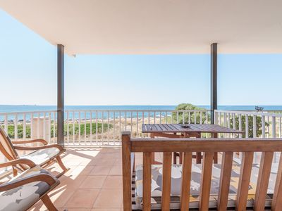 Photo for Holiday home on the sea - Casa Becaina