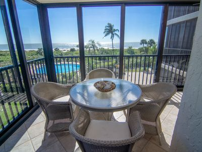 Photo for 3 bedroom, 3 bath, beach front  condo on West Gulf Drive